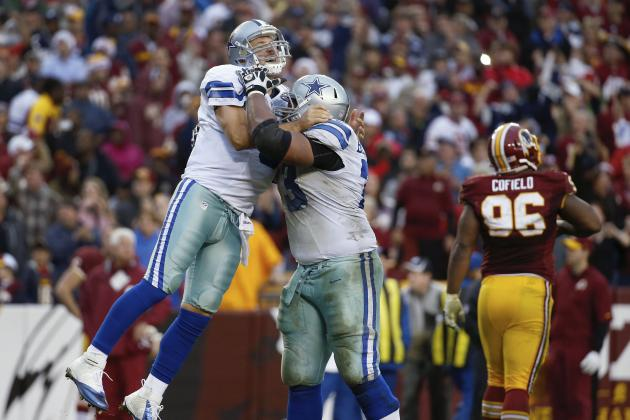 Predicting Dallas Cowboys' Starting Lineup After First Free-Agent Signings