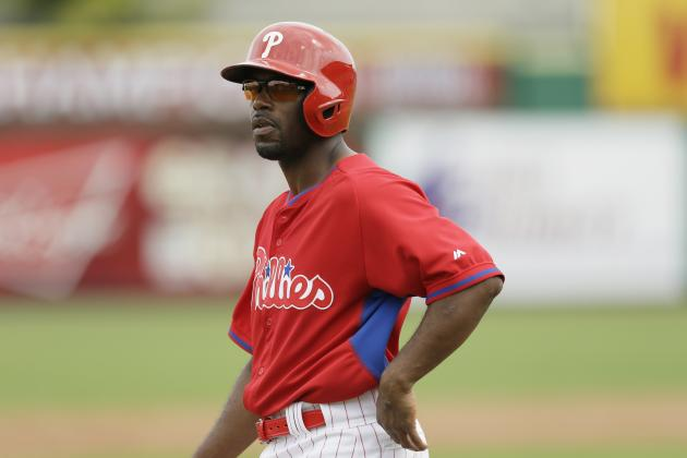 Jimmy Rollins Trade Scenarios That Would Make Sense for Phillies