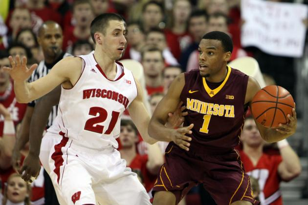 X Factors to Watch in Wisconsin vs. American NCAA Tournament Matchup
