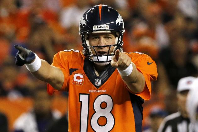 Predicting Broncos' Starting Lineup After the First Wave of Free-Agent Signings
