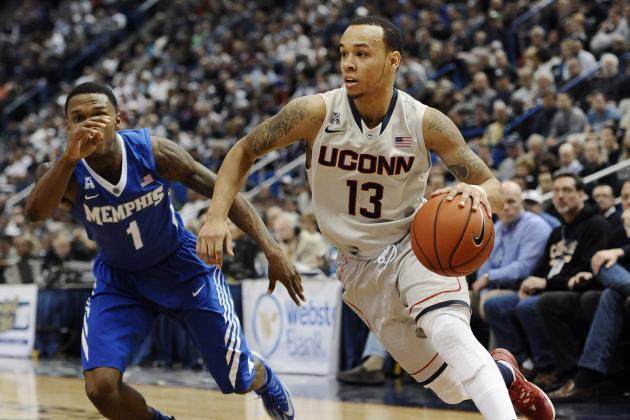 UConn vs. St. Joseph's: Biggest X-Factors in Round of 64 Game