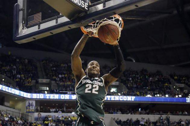 X-Factors to Watch in Michigan State vs. Delaware NCAA Tournament Matchup