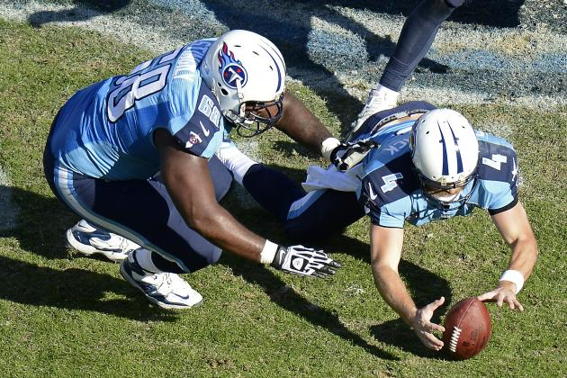 Predicting Tennessee Titans Starting Lineup After First Wave of Free Agency