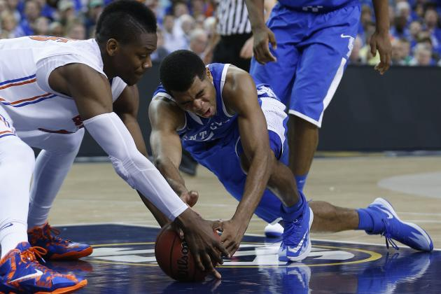 5 X-Factors to Watch in the Kentucky vs. Kansas State NCAA Tournament Matchup