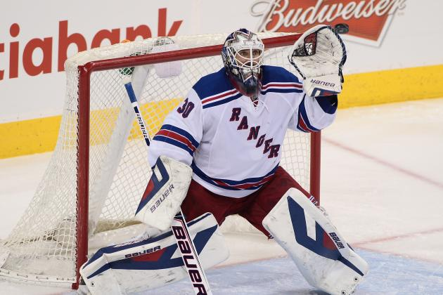 Pass-Fail Marks for New York Rangers' Top Stars as 2013-14 Season Winds Down
