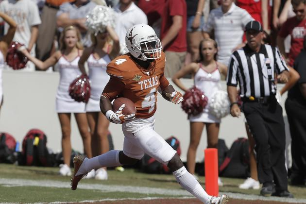 Texas Football: 6 Longhorns with the Most to Lose This Spring