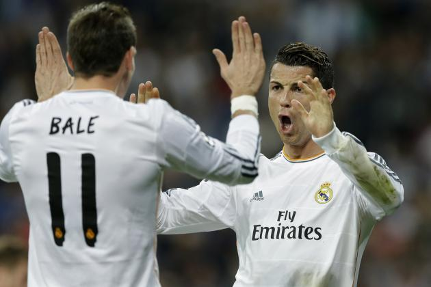 Real Madrid vs. Schalke: 6 Things We Learned