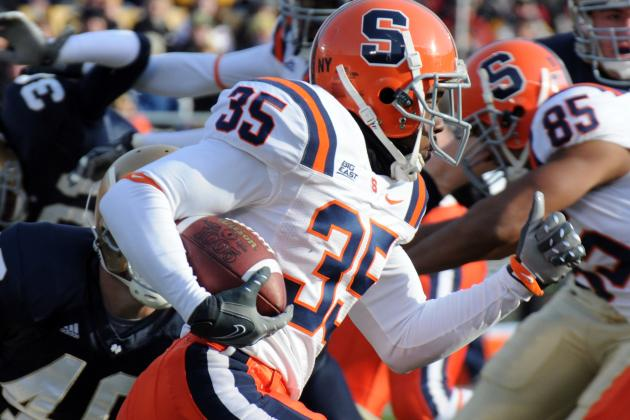 Notre Dame Football Pre-Spring Opponent Preview: Syracuse
