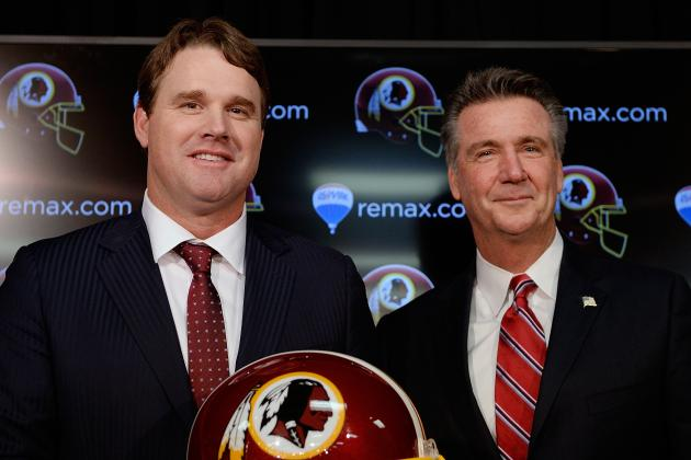 Predicting Redskins' Starting Lineup After First Wave of Free Agent Signings