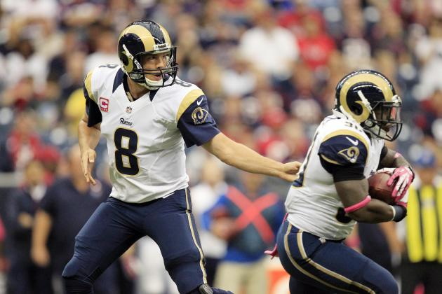 Predicting Rams' Starting Lineup After the First Wave of Free-Agent Signings