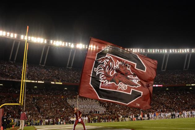 South Carolina Football: Ranking the Hardest Games of the 2014 Schedule