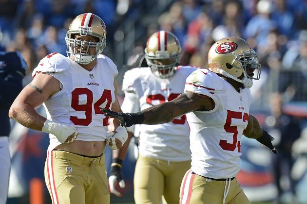 Predicting the 49ers Starting Lineup After the 1st Wave of Free-Agent Signings