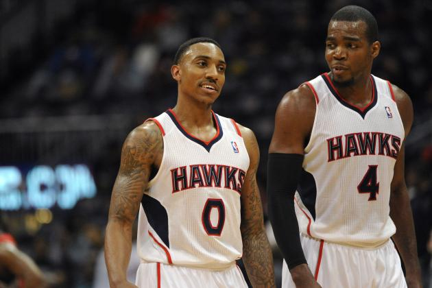 Power Ranking Every Key Atlanta Hawks Player Before Season's End