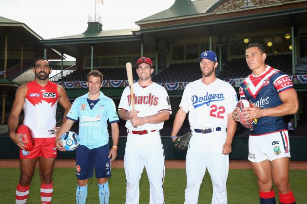 Full Preview for Dodgers vs. Diamondbacks Opening Series in Australia