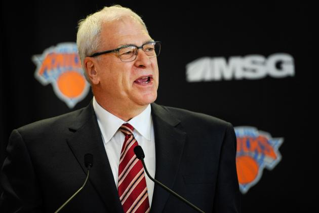 Blueprint for Phil Jackson to Build NY Knicks a Winner Around Carmelo Anthony