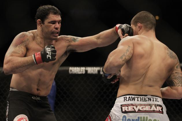 UFC Fight Night 39: Nogueira vs. Nelson Head-to-Toe Breakdown