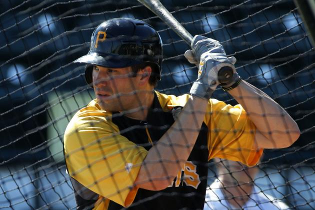 Grading Each Player on the Pittsburgh Pirates' 40-Man Roster