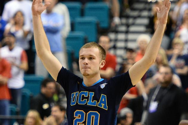 X-Factors to Watch in UCLA vs. Tulsa NCAA Tournament Matchup