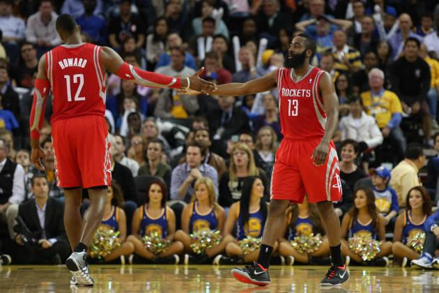 Power Ranking Every Key Houston Rockets Player Before Season's End