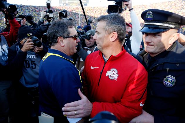 2015 College Football Recruits with Strong Interest in Both Michigan, Ohio State