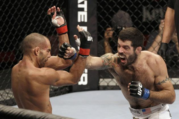 Matt Brown and the 10 Best Brawlers in the UFC Today
