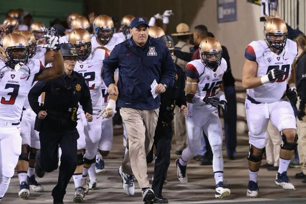 Pac-12 Football: 5 Can't Miss Spring Games of 2014