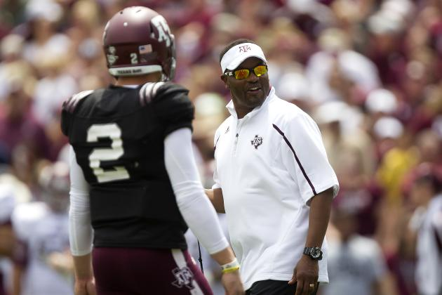 Kevin Sumlin's Absolutely Ridiculous Quarterback Tree