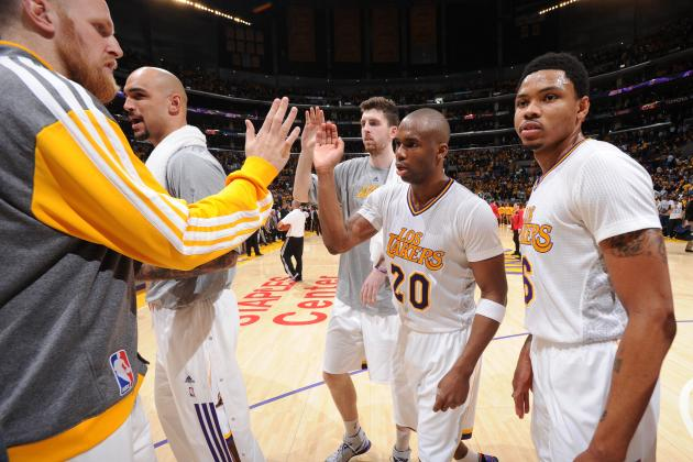 Power Ranking Every Key LA Lakers Player Before Season's End