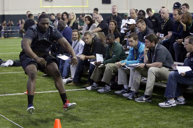 Breaking Down the Most Important Pro Days for Dallas Cowboys
