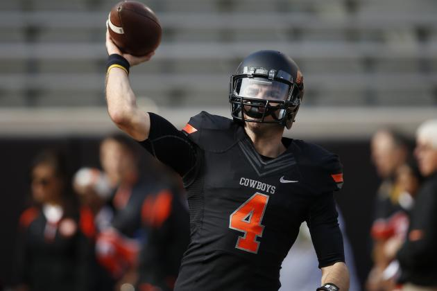 Oklahoma State Football: Early Spring Practice Stock Watch