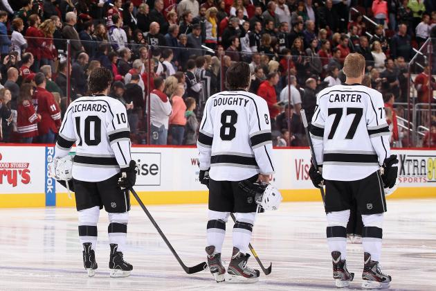 Pass-Fail Marks for Los Angeles Kings' Top Stars as 2013-14 Season Winds Down