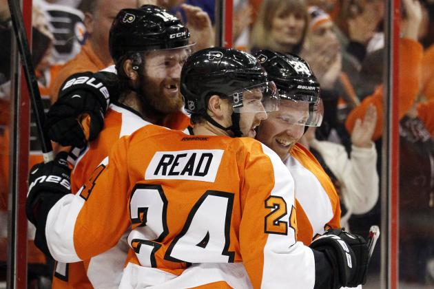 How the Philadelphia Flyers Stack Up with Their Most Likely Playoff Opponents
