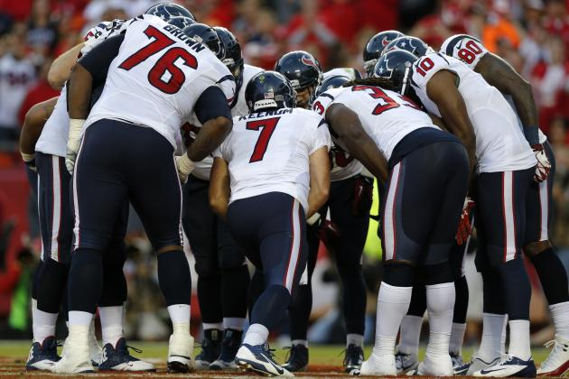 Predicting Houston Texans' Starting Lineup After the First Wave of Free Agency