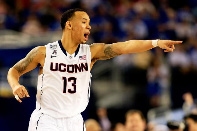 NCAA Tournament Player Rankings 2014: Real-Time Updates, March Madness Tracker