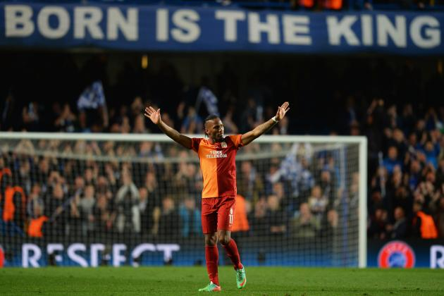Power Ranking the Week's 20 Hottest Transfer Rumours: Didier Drogba to Chelsea?