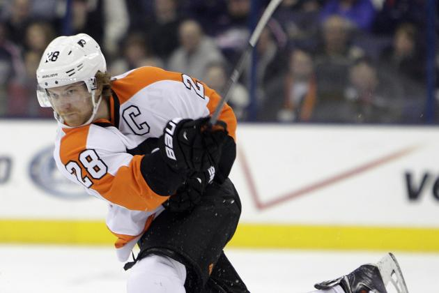 Ranking the Top Candidates for Philadelphia Flyers' Team MVP