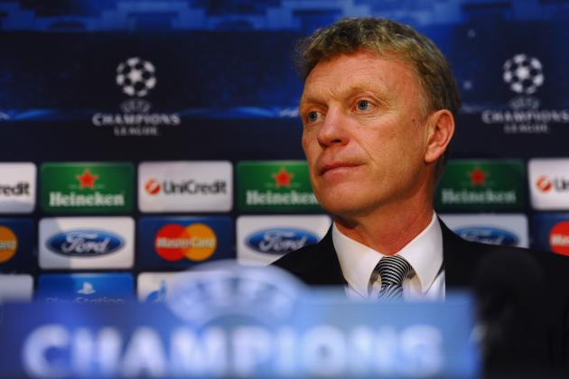 Paper News and Gossip: David Moyes Targets UCL Triumph, Aguero Eyed by Barcelona