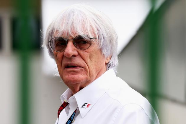 Formula 1's Latest Rumours and Talk: Bernie Bemoans Quiet F1 and More