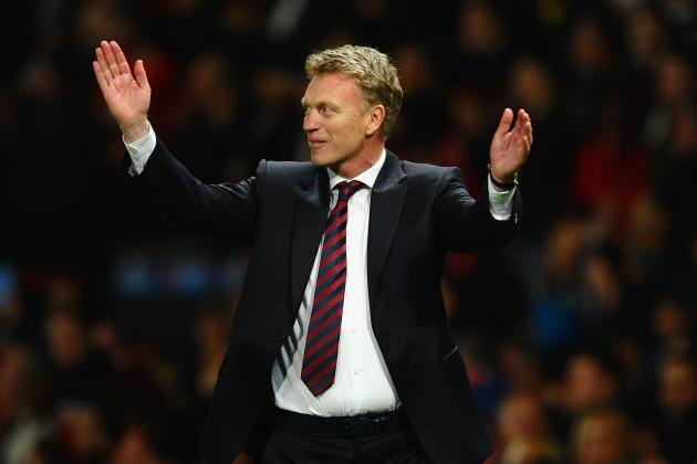 A Blueprint for David Moyes' Success at Manchester United Next Season