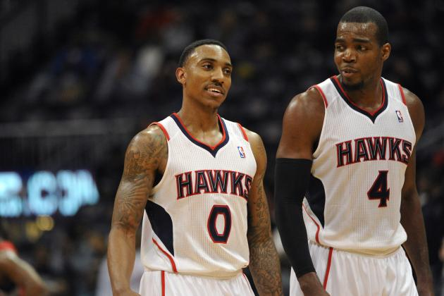 Grading Each Atlanta Hawks Player as Regular Season Enters Final Month