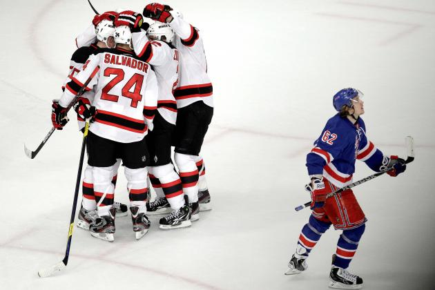 Ranking 4 Most Heartbreaking New York Rangers Playoff Losses of Past 40 Years