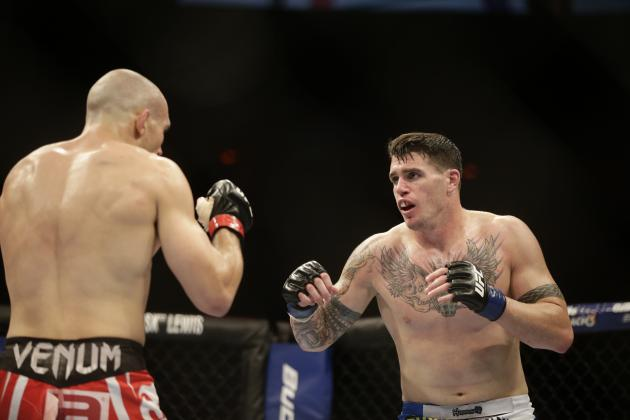 UFC Fight Night 39 Preliminary Card Predictions