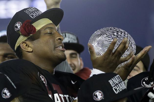 Every Top 25 College Football Team's One Shining Moment