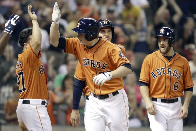 Complete Houston Astros 2014 Season Preview