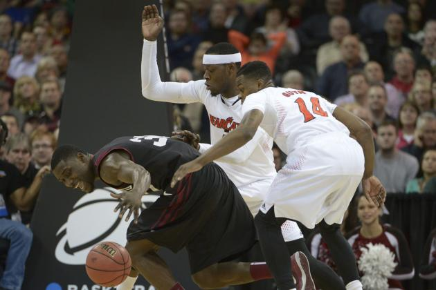 NCAA Tournament 2014: Biggest Surprises from Day 3