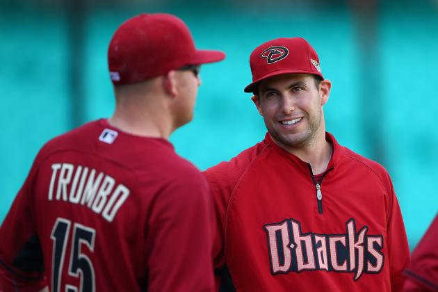 Top 5 Arizona Diamondbacks to Target for Your 2014 Fantasy Team