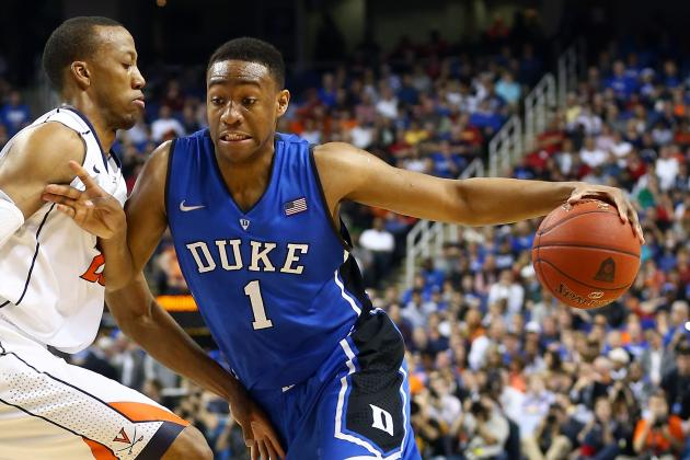 Ranking the Most Unguardable 2014 NBA Draft Prospects in NCAA Tournament