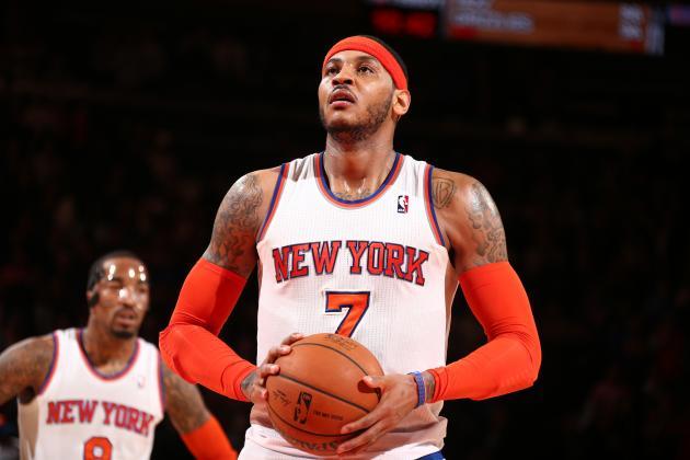 Ranking Biggest Dark Horse 2014 NBA Playoff Teams