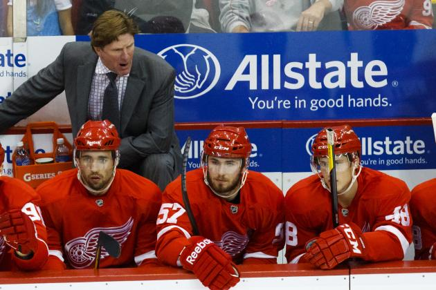 The 5 Most Frustrating Detroit Red Wings Prospects