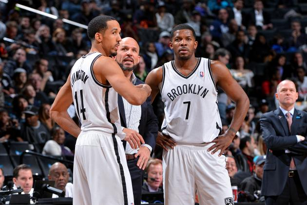 Power Ranking Every Key Brooklyn Nets Player Before Season's End